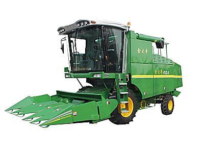 金大丰4YZL-5玉米籽粒联合收获机