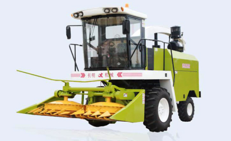 金大丰4QZ-280青贮饲料收获机