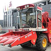 玉丰4YZP-4玉米收获机