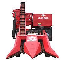 玉豐4YW-2玉米收割機