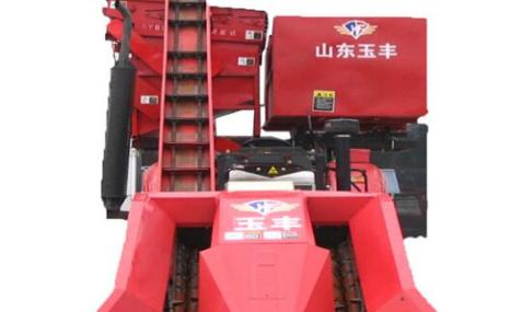 玉丰4YW-2背负式玉米收获机