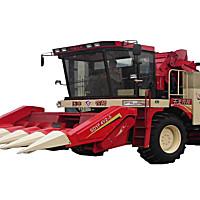 玉丰4YZP-5玉米收割机