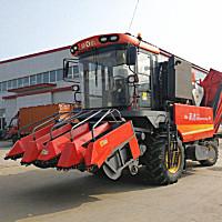英虎4YZB-4E玉米收獲機
