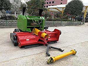 河南躬耕9YGF-2.3型圆草捆打捆机