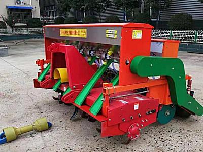 河南躬耕2BMSF-12(6)型免耕施肥播种机