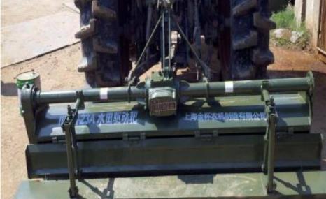 金杯1BSQ-23A水田驱动耙