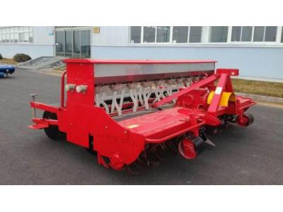 潍坊盛瑞2BFG-16(10)(300)型旋耕施肥播种机