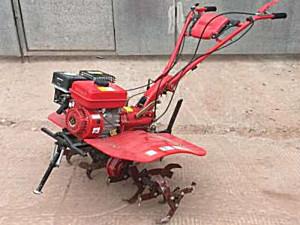 重庆旺耕1WG4.0-95FQ-ZC型微耕机