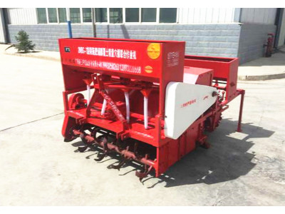 定西三牛2MBG-7型旋耕施肥铺膜覆土精量穴播联合作业机