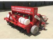 定西三牛2MBFG-2-4型玉米雙壟溝旋耕施肥噴藥鋪膜精量穴播聯合作業機