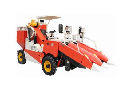 莱州双联4YZP-2C 型自走式玉米收获机