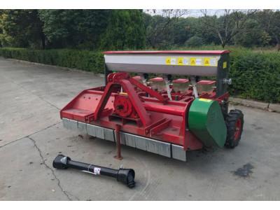 安徽卫民2BFTJ-4型免耕施肥精量播种机