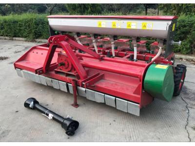 安徽卫民2BFTJ-6型免耕施肥精量播种机