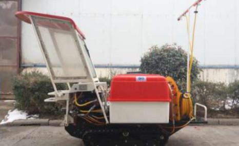 安徽卫民3WFZ-22-500LD型自走式风送喷雾机