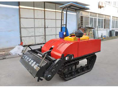 池州佳田1GZ-130 型履带自走式旋耕机