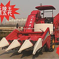 新農發4YZP-3A丘陵專用四驅玉米機