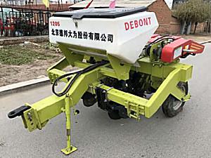 沃迪2BMG-2型牵引式免耕精量播种机