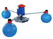 浙江富兰克YL-1.5 型水车式增氧机