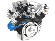 航瑞航空麋鹿麋鹿DV210发动机