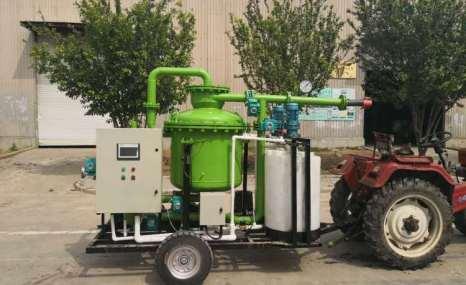 鑫農8SFY系列果蔬水肥藥一體智能管理首部裝備