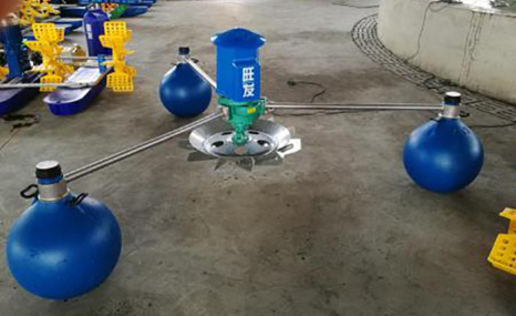 台州旺发YL-3.0型叶轮式增氧机