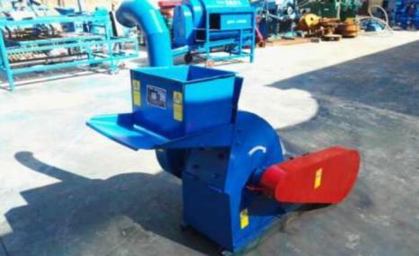 渭河福利机械9FQ40-28秸秆揉丝机
