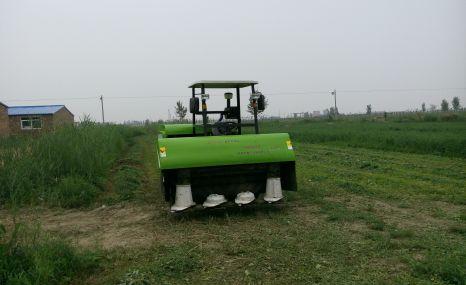 鑫農9G-2.1型自走式旋轉割草壓扁機