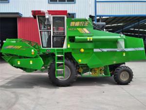 泰利农王4LZ-6型小麦收割机
