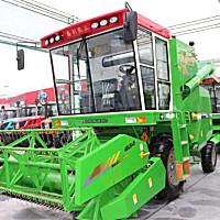 泰利農王4LZ-8輪式全喂入谷物收割機