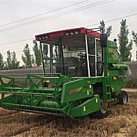 泰利農王4LZ-9自走式谷物聯合收割機