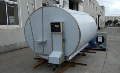利拉伐9GRW-5直冷封閉式牛奶冷藏罐