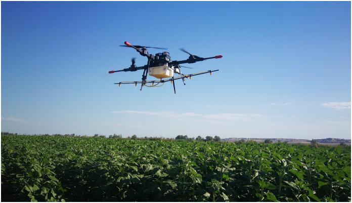 漢和金星一號電動多旋翼植保無人機