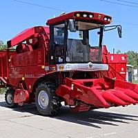勇猛4YZ-4Y1玉米收获机