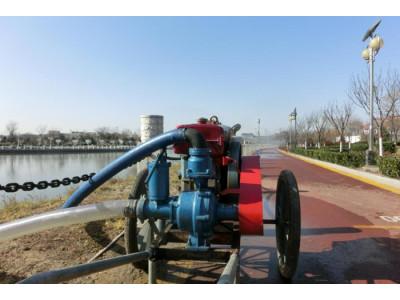 山西澤惠PSR-65輕小型噴灌機