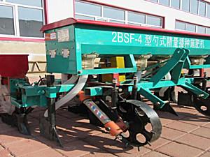 宁城天助2BSF-4勺式精量播种施肥机