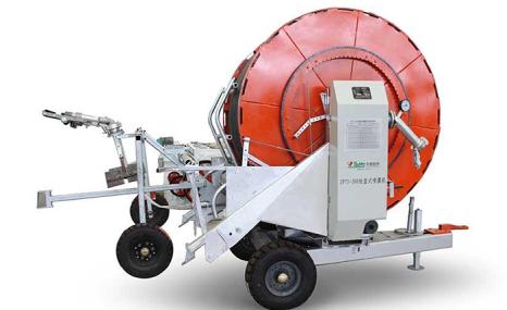 山东天鹅JP75-300绞盘式喷灌机