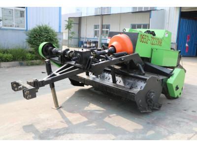 安徽思嘉瑞9YF-2.2A粉碎型方草捆打捆機