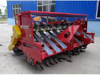 安徽靈楊2BFG-11旋耕施肥播種機