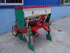 安徽灵杨2BYF-2玉米施肥播种机