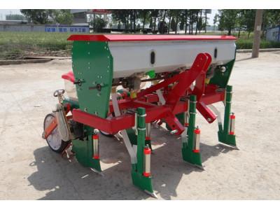 安徽靈楊2BYF-3玉米施肥播種機