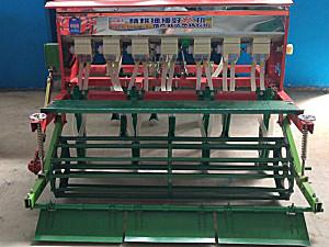 安徽灵杨2B-7播种机