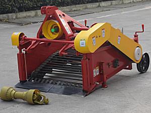 河南豪丰4UW-80马铃薯挖掘机