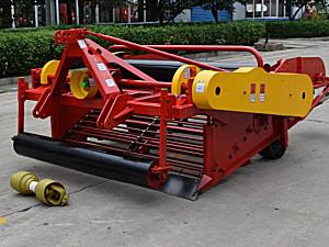 河南豪丰4HW-190花生挖掘机