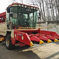 豪丰4YZX-4A玉米收获机