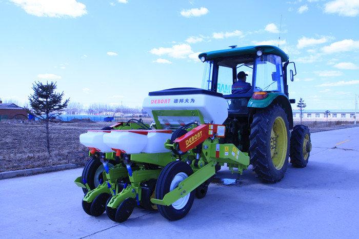 德邦大為1205型牽引式免耕精量播種機