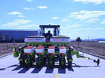 DEBONT(德邦大为)1405型牵引式免耕精量播种机