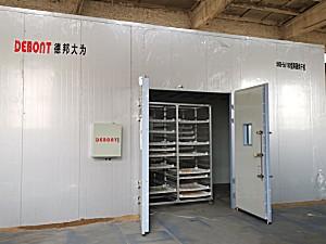 DEBONT(德邦大为)5HDG-56/180型果蔬烘干机