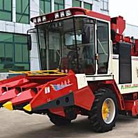豪豐4YZX-3A玉米收獲機