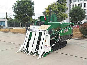 泰州常发4LB-150Ⅱ型履带自走式半喂入稻麦联合收割机