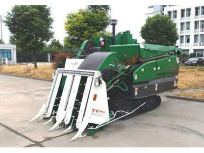 泰州常发4LB-150Ⅲ型履带自走式半喂入水稻联合收割机